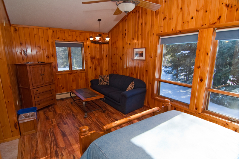 Camp Cable Guest Room